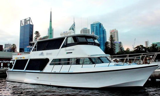 Captained 'marine I' Boat Cruises In Northbridge, Western Australia