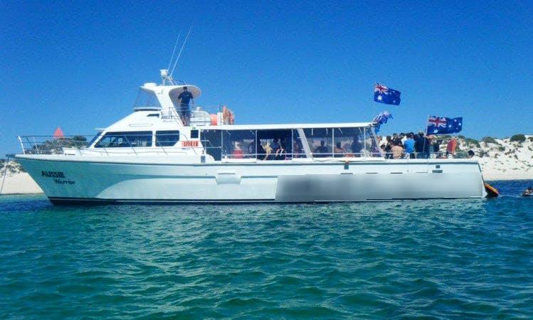 "Captained 70' ""Blue Strike"" in Perth, Autralia"