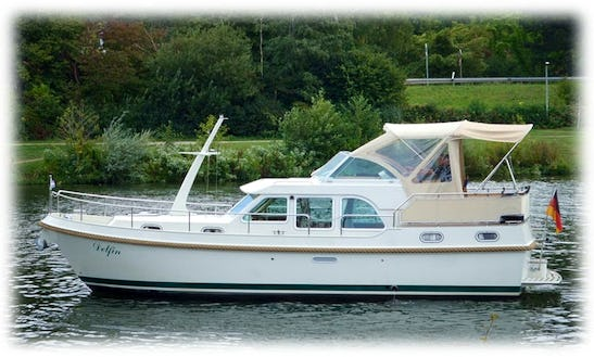 Charter 31' Dolphin Linssen Ac 29.9 Motor Yacht In Saarlouis, Germany