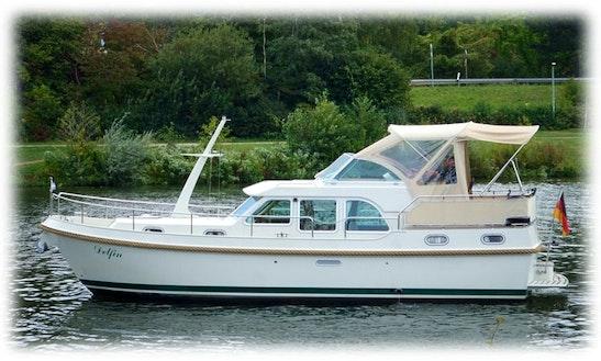 Charter 31' Dolphin Linssen Ac 29.9 Motor Yacht In Saarlouis, Saarland