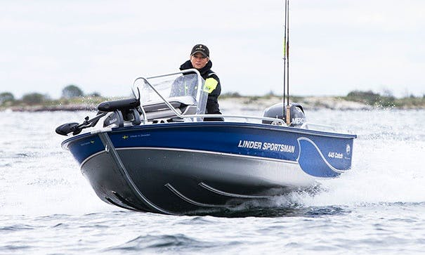 Try Fishing in Västra Götalands län, Sweden With Weekly Boat Hire