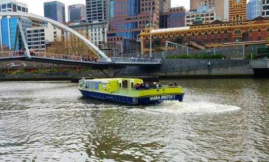 Yarra Shuttle 1, Private Charter, Southbank, Australia
