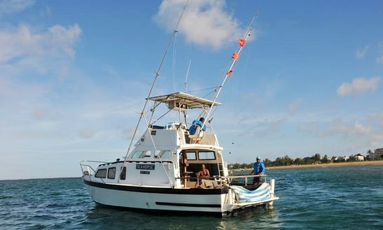 Fishing Charter For All Season In Malindi, Kenya