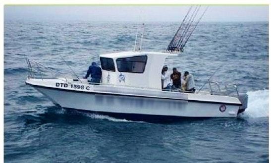 'lynski 3' Shark Fishing Charter In Durban