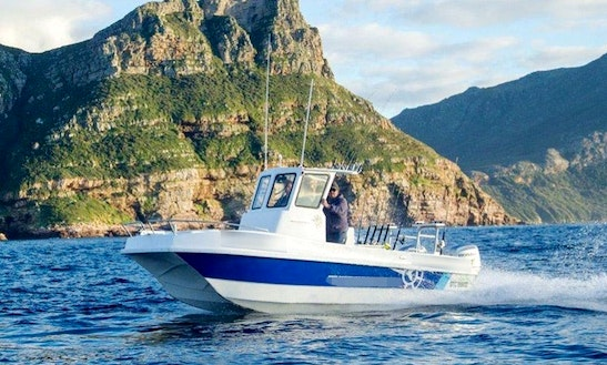 Enjoy Fishing In Cape Town, Western Cape With Captain Jayson