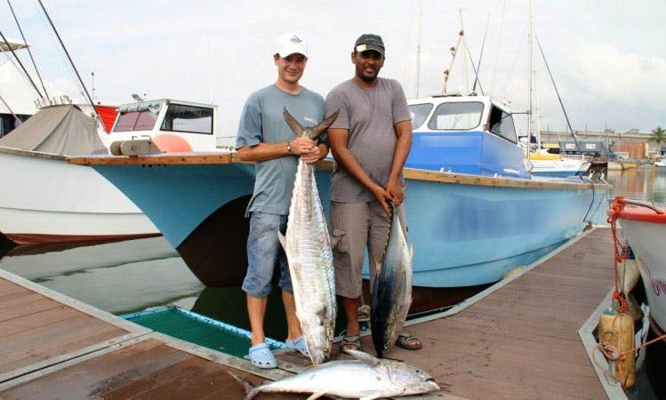 Book an Incredible Fishing Charter in Durban, South Africa