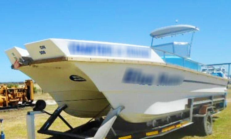 Ultimate Fishing Adventure for 8 Person in Langebaan, South Africa