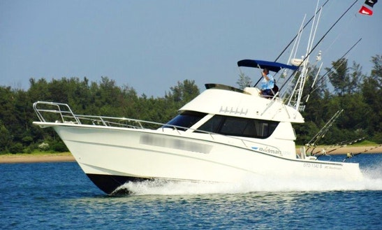Sportsfisher Rental In Richards Bay