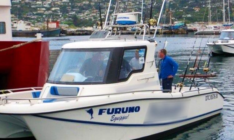 Captained Offshore Tuna Fishing Charters in Cape Town, Western Cape, South Africa