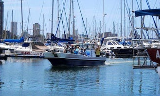 FISHING CHARTERS OR BOAT RIDES OFF DURBAN