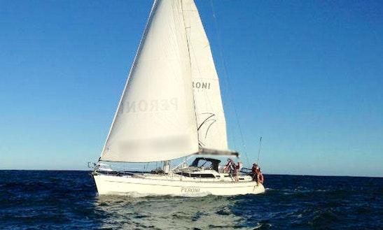 Charter 50' Cruising Monohull In Knysna, South Africa