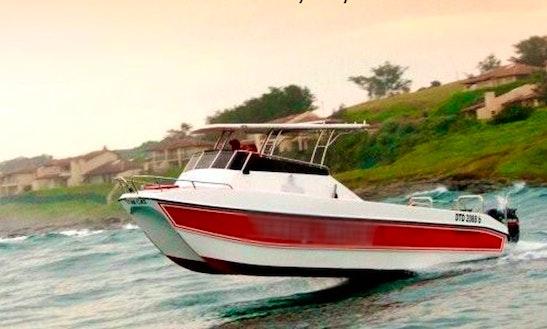 'big Dirty Harry' Fishing Charter In Dolphin Coast