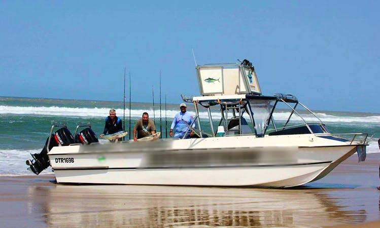 Fishing Charter In St Lucia