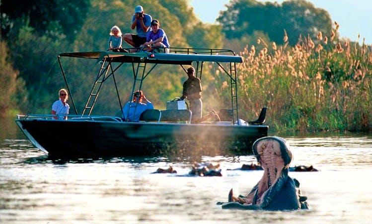 Enjoy Cruising in Livingstone, Zambia on Dinghy