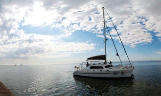 43' Sailing Catamaran In Namibia