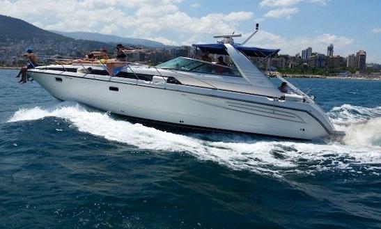 Charter 42' Motor Yacht In Jabal Lubnan, Lebanon