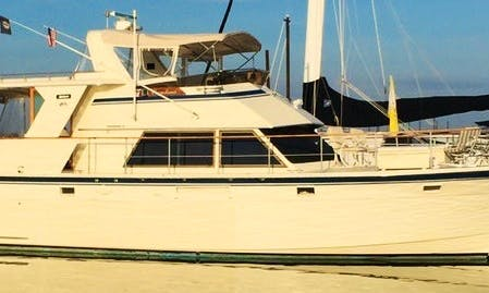 Motor Yacht rental in Lewisville, Texas for up to 10 guests