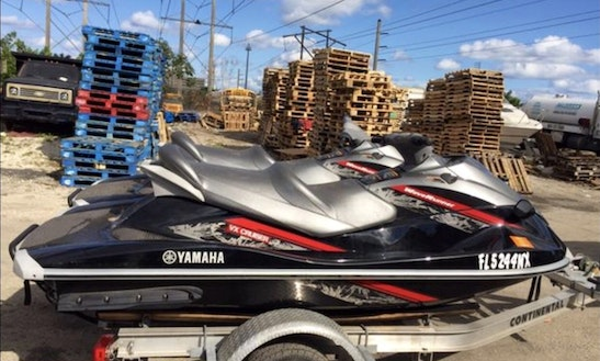 Jet Ski For Rent In Miami Beach