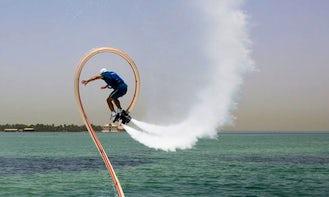 Exciting Flyboarding in Budaiya, Bahrain