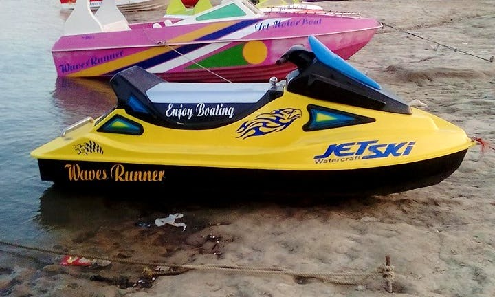 Rent a Jet Ski in Khanpur, Pakistan
