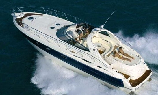 Charter 51ft Granchi Motor Yacht In Cartagena, Colombia