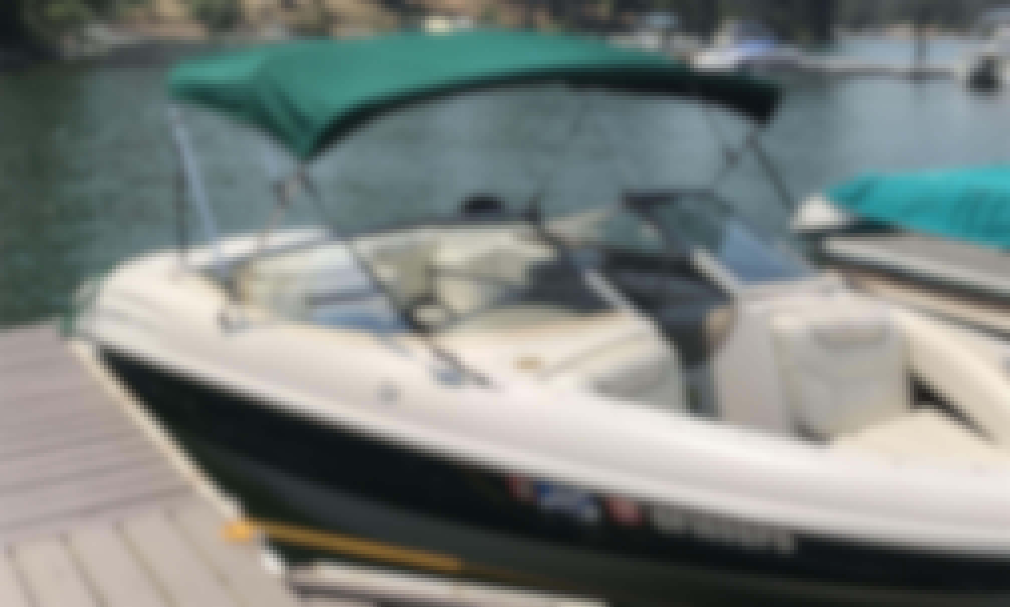 7 Passenger Boat Rental In Fresno, California