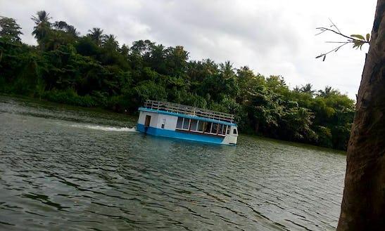 Charter A Houseboat In Dankotuwa, Sri Lanka