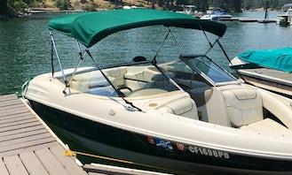 7 Passenger Boat Rental in Bass Lake, California