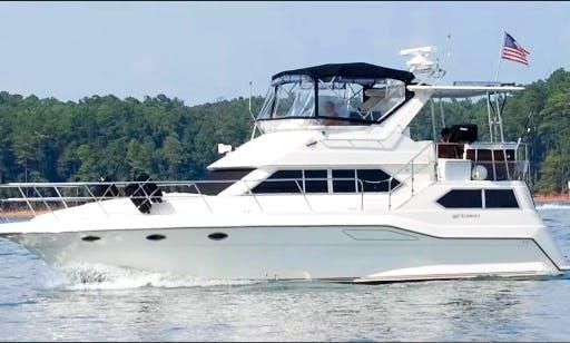 "Charter ""Seaveyor"" Motor Yacht In Appling, Georgia"