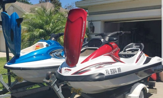 Jet Ski Rental In Madeira Beach