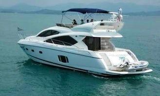 Power VIP Yacht for rent in Phuket, Thailand