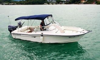 Sport Fisher for rent in Phuket
