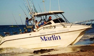 Enjoy Fishing in Inhassoro, Mozambique with Captain Charles