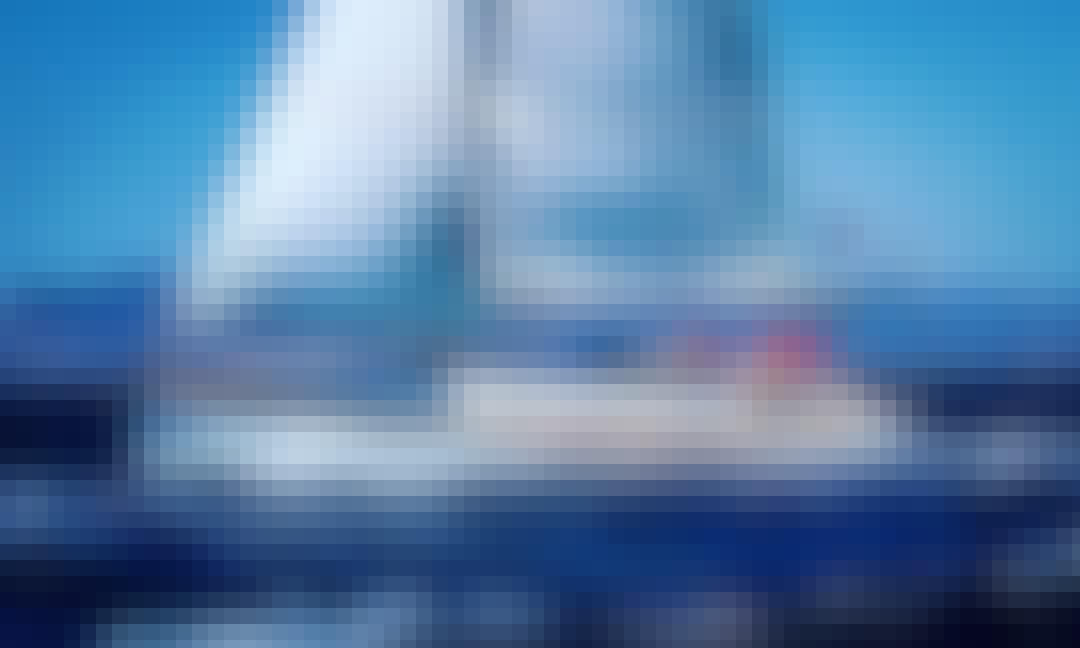 Charter 48' First 47.7 Beneteau Cruising Monohull in Monaco