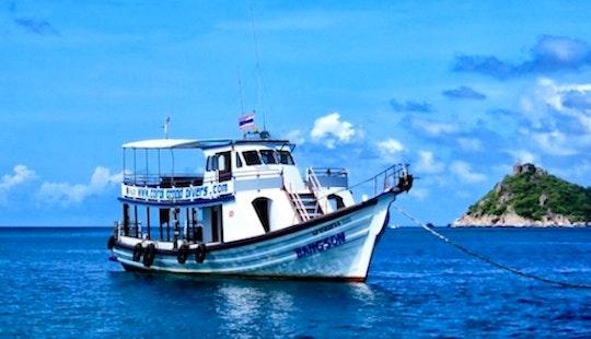 Enjoy Diving Trips In Muang Pattaya, Chonburi