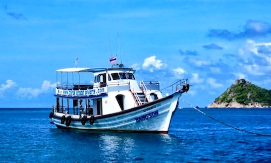 Enjoy Diving Trips In Muang Pattaya, Chonburi