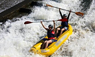 Whitewater Rafting In Swaziland