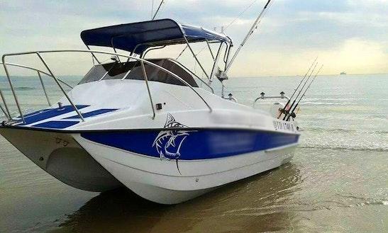 Power Catamaran Rental In Durban South