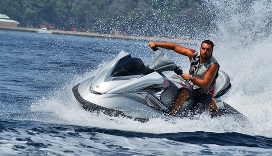 Don't Know How To Drive A Jet Ski? - We'll Teach You With Jet Ski Lessons In Montenegro