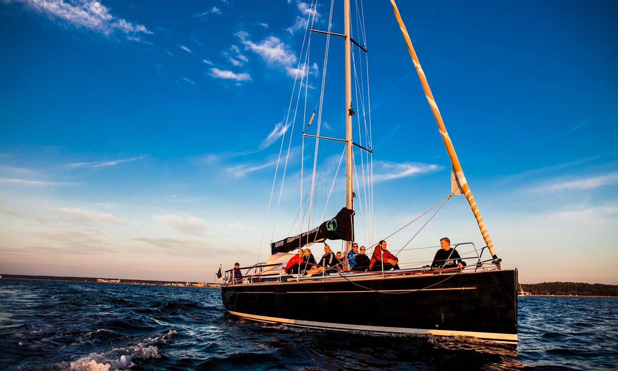 Charter a Cruising Monohull in Pirita, Estonia