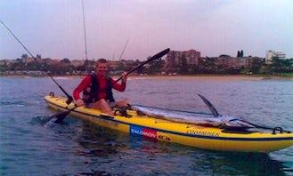 Enjoy Kayak Fishing Trips in Umkomaas, South Africa