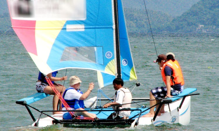 18' Hobie Getaway Rental in Calabarzon, Philippines