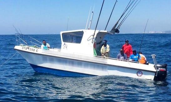 Shark Fishing Charter From Durban