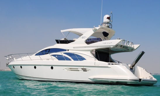 Charter 52' Azimut 50 Power Mega Yacht In Doha, Qatar