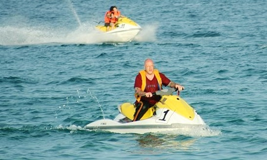 Jet Skis For Rent In Great Condition