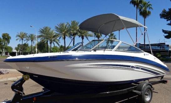 2017 Power Jet Boat