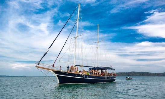 Charter A 81' Gulet Rental In Tambon Rawai, Thailand