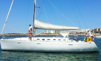 Beneteau First 47.7 Sailing Charter with 4 Cabins in Portimão, Portugal