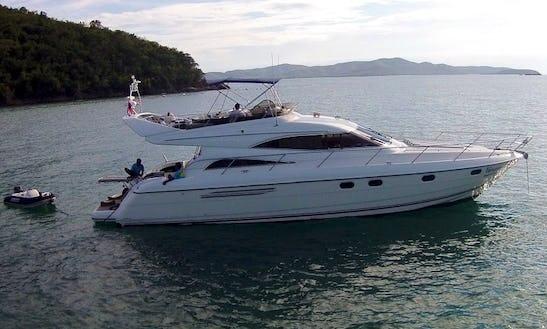 Charter 80' Joker Power Mega Yacht In Pattaya Na Chom Thian, Thailand