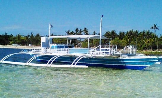 Boat Diving Trips In Cebu City